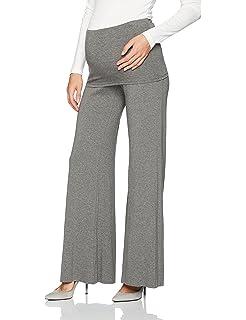 c2ac58e25a1a5 Maternal America Women's Basic Knit Maternity Pants at Amazon ...