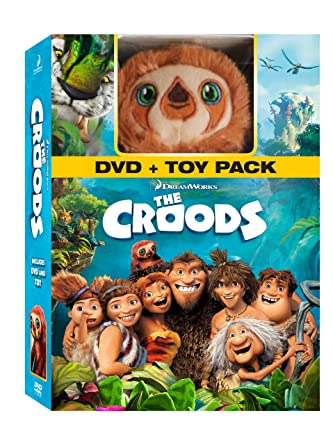 133cf99e305fd Amazon.com  The Croods (+ Toy)  Nicolas Cage