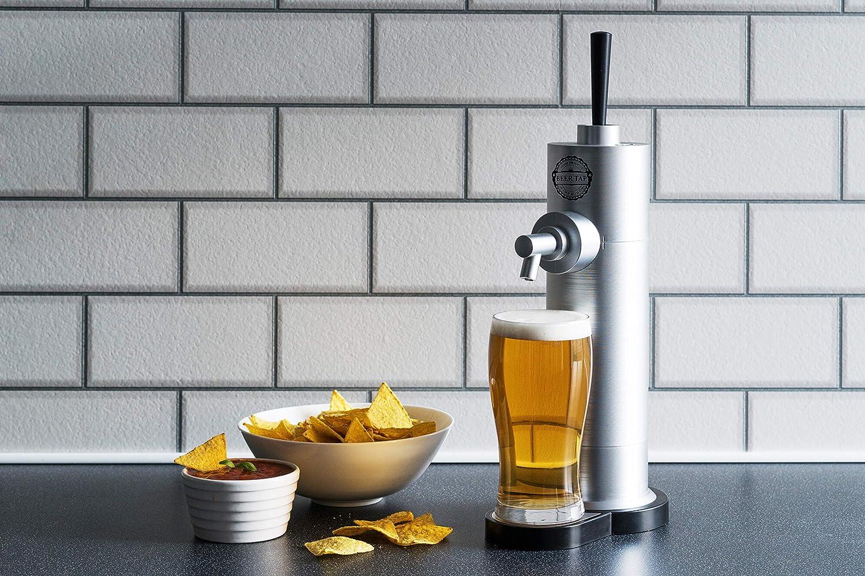 Amerikanischer Kühlschrank Mit Zapfanlage : Die heim fassbier pumpe von jm posner heimbierzapfanlage für