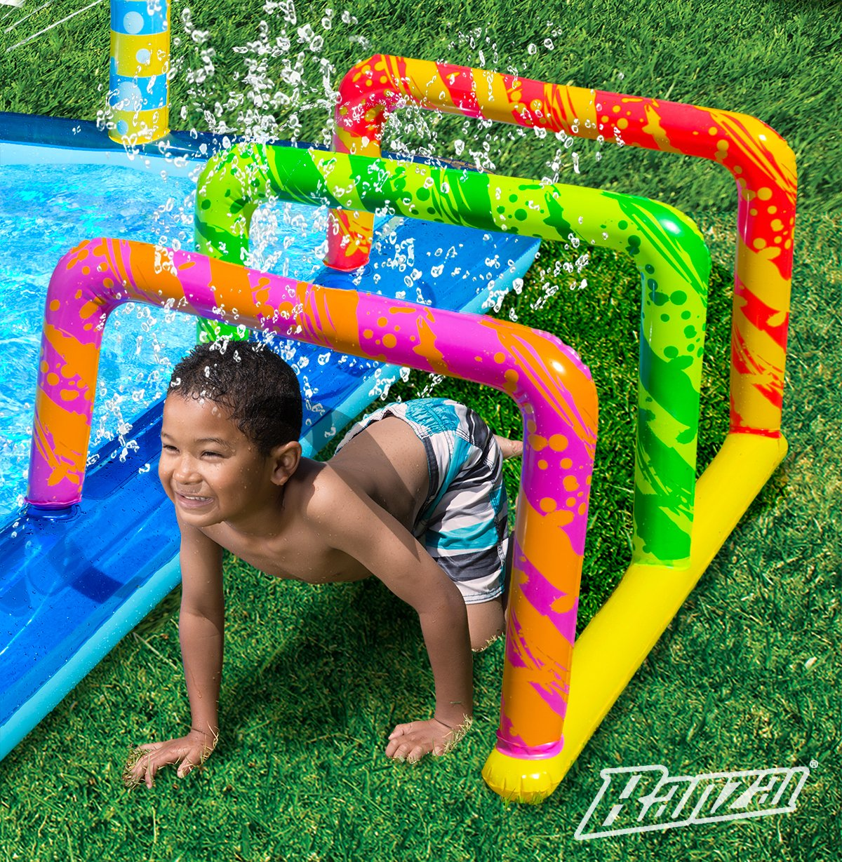 BANZAI Obstacle Course Activity Pool by BANZAI (Image #5)