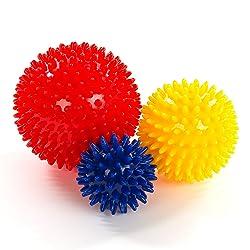Ein Igelball für Selbstmassagen
