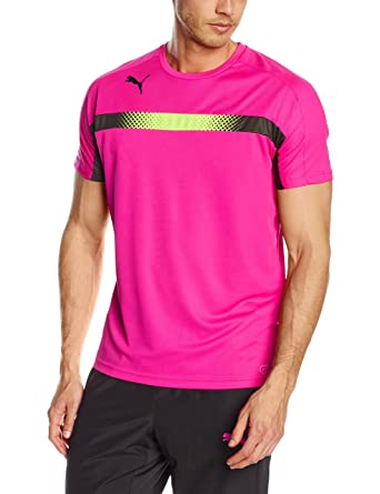 Puma Herren It Evotrg Graphic Tee T Shirt: : Bekleidung