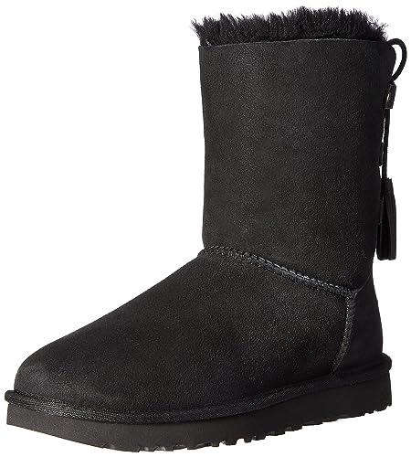 e11bec0d7c5 UGG Women's 1014613 Blk Boots Black Size: 9 UK: Amazon.co.uk: Shoes ...