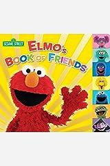 Elmo's Book of Friends (Sesame Street) (Sesame Street (Random House)) Kindle Edition