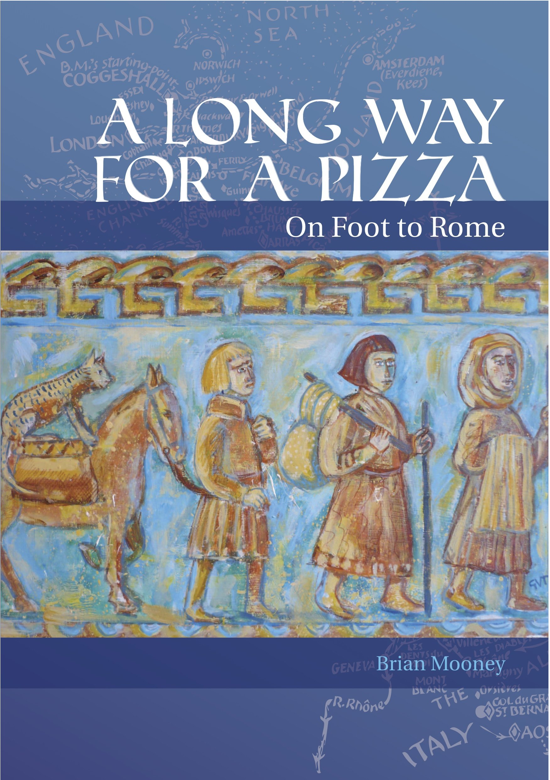 A Long Way for a Pizza ePub fb2 book