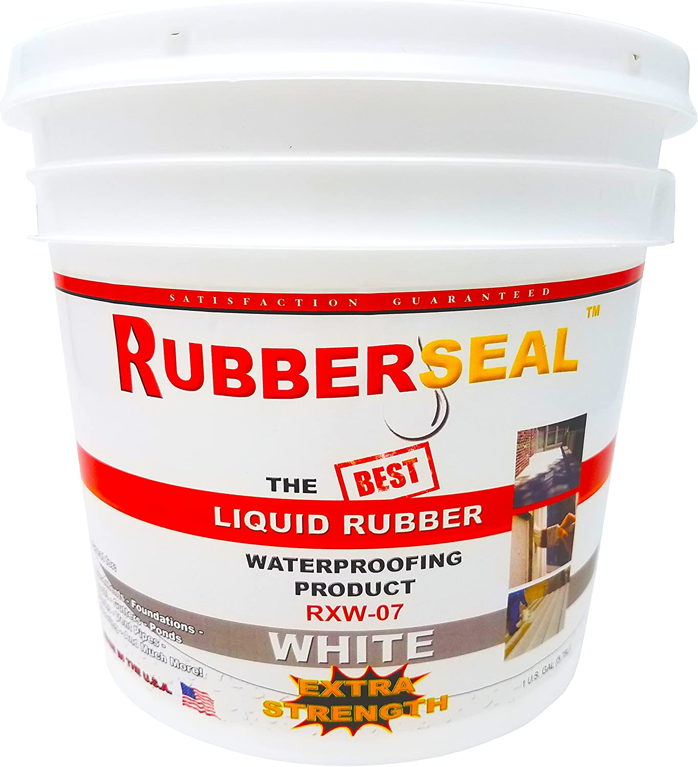 Rubberseal Liquid Rubber Protective Coating