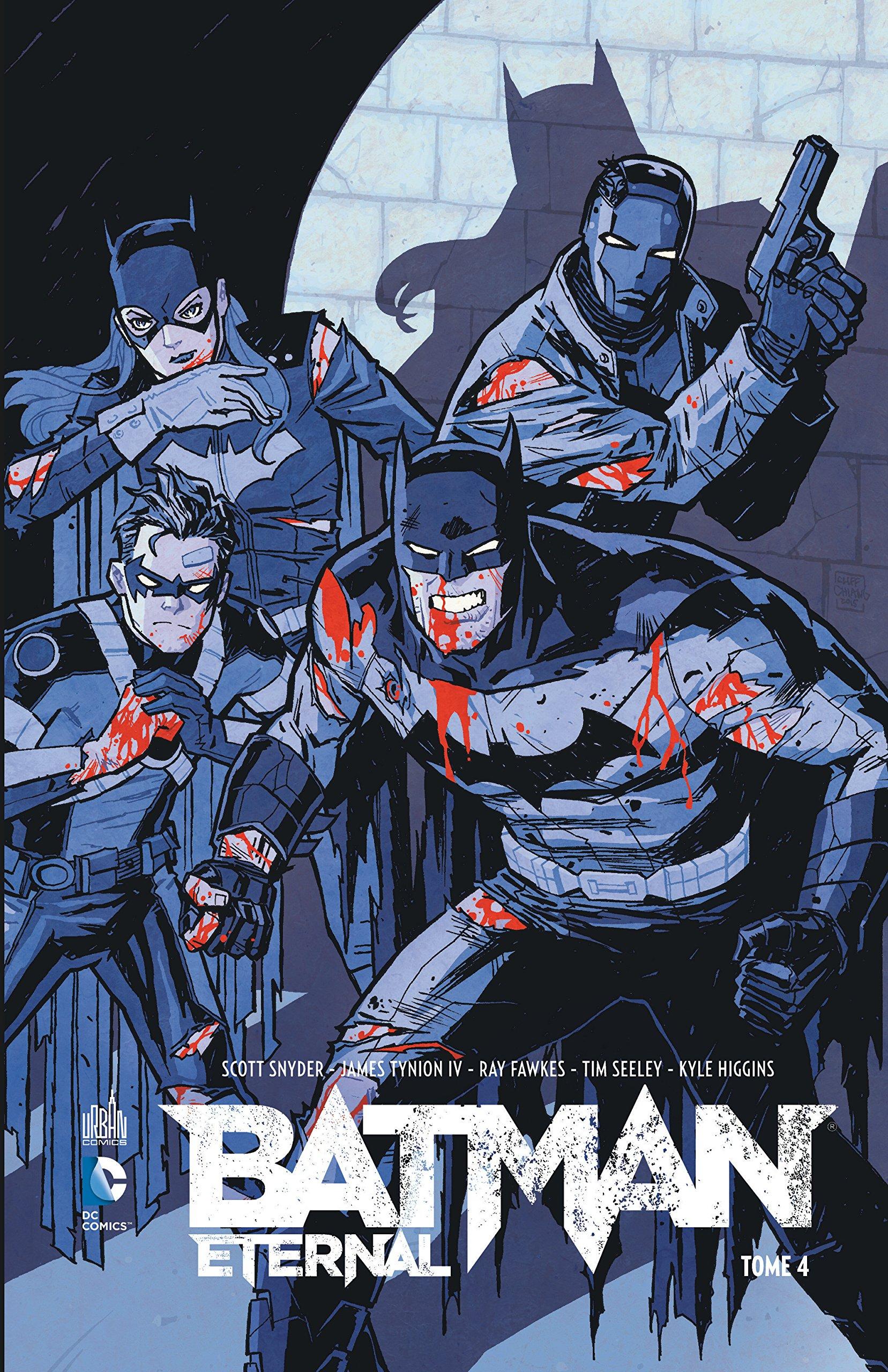 guide lecture comics bat famille