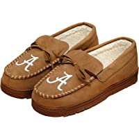 $20 » FOCO NCAA Mens College Team Logo Moccasin Slippers Shoes