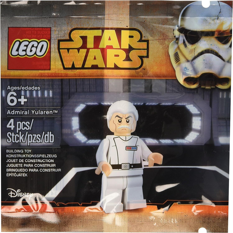 LEGO Star Wars Rebels Grand Admiral Thrawn Minifigure 2017