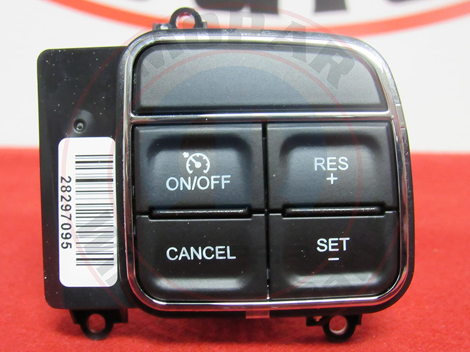 Genuine Chrysler 56046293AA Electrical 5-Gang Switch