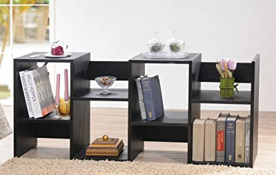 Open Bookcase Room Divider
