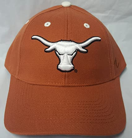 differently efee6 0a745 ... inexpensive ncaa new texas longhorns zephyr fitted cap 6 7 8 fbf71 c35fd