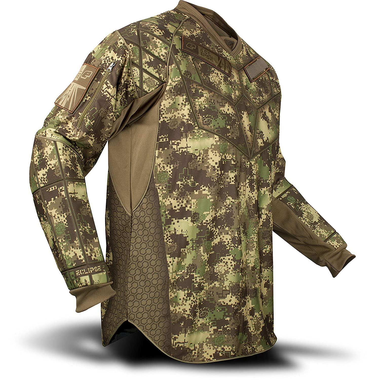 Planet Eclipse HDE Jersey - Camo - Small