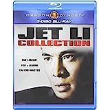 Dragon Dynasty Triple Feature-Jet Li Collection [Blu-ray]