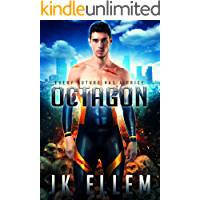 Octagon: An electrifying page-turning dystopian thriller (Octagon Series Book 1)