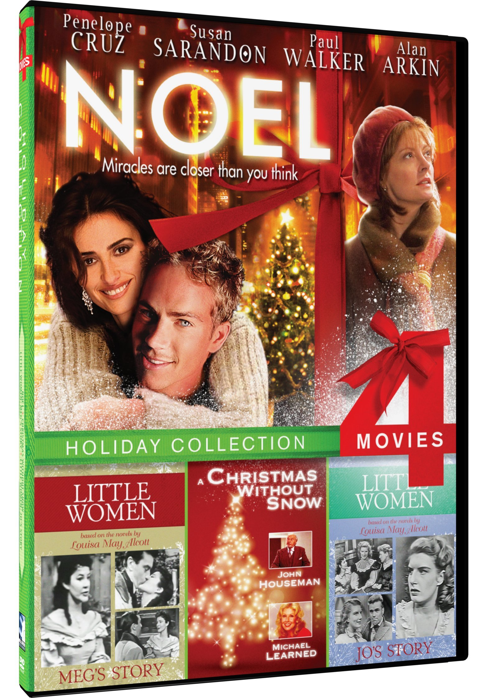 Noel / Xmas Without Snow / Meg\'s Story / Jo\'S Story (DVD)