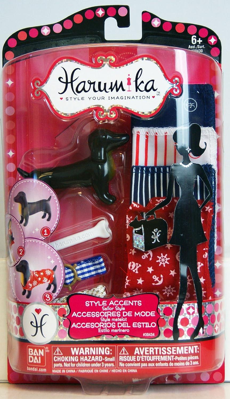 Bandai 30430 Harumika 30434 Style marine Collection Look Marin