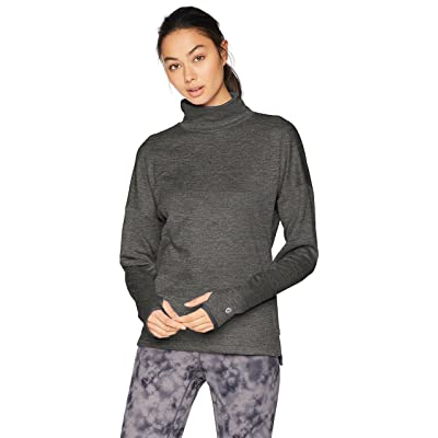 Brand - Core 10 Women's (XS-3X) Thermal Relaxed Fit Mock Long Sleeve: Clothing
