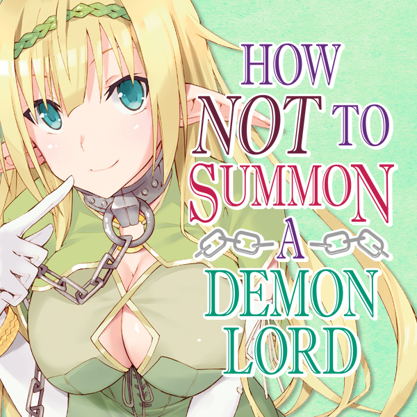How NOT to Summon a Demon Lord (Issues) (2 Book Series)
