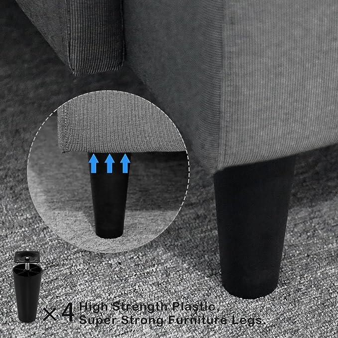 Amazon.com: Patas de sofá: Home Improvement