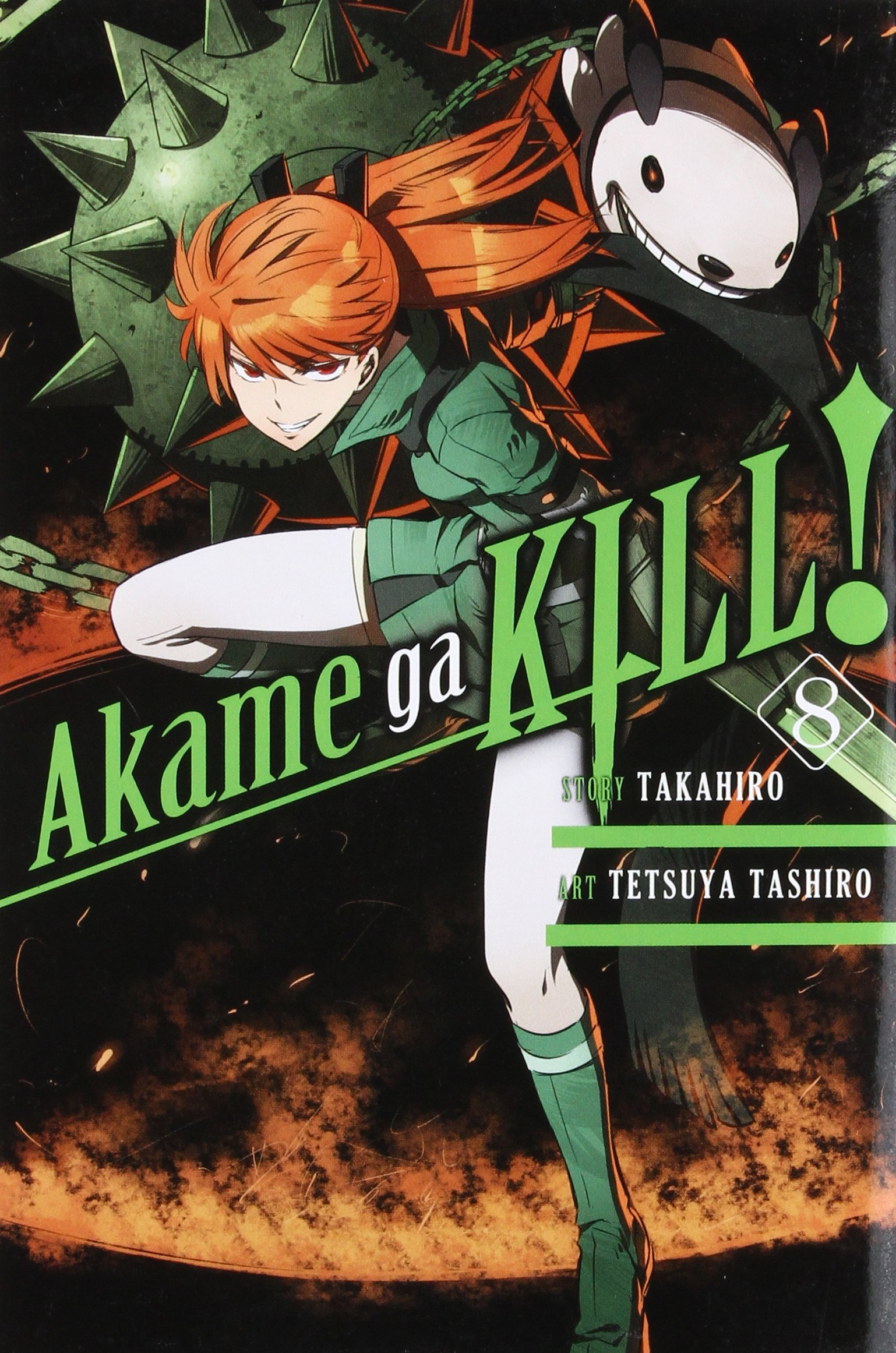 Download Akame ga KILL!, Vol. 8 PDF