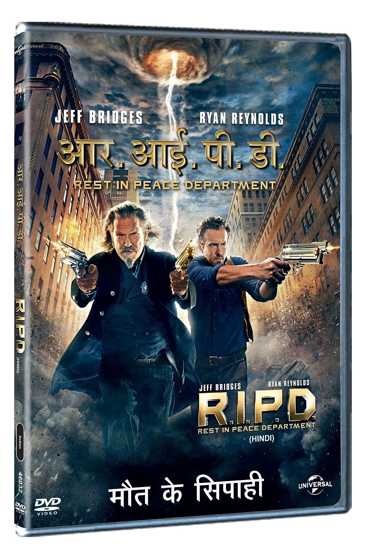 R I P D Hindi Amazon In Ryan Reynolds Jeff Bridges Mary Louise Parker Robert Schwentke Ryan Reynolds Jeff Bridges Movies Tv Shows
