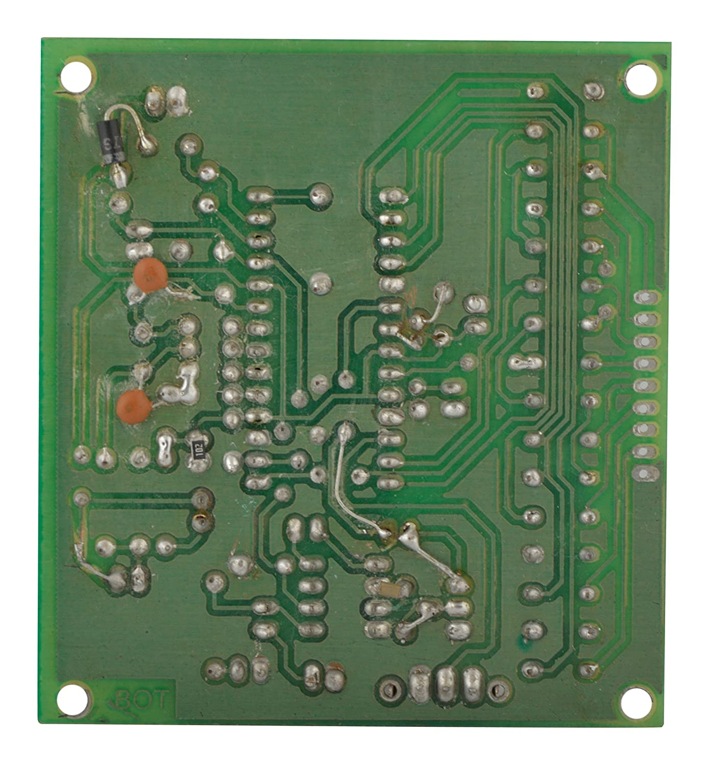 Apr33a3 Voice Recording Playback Module Board Mic Green Recorder And Circuit Industrial Scientific