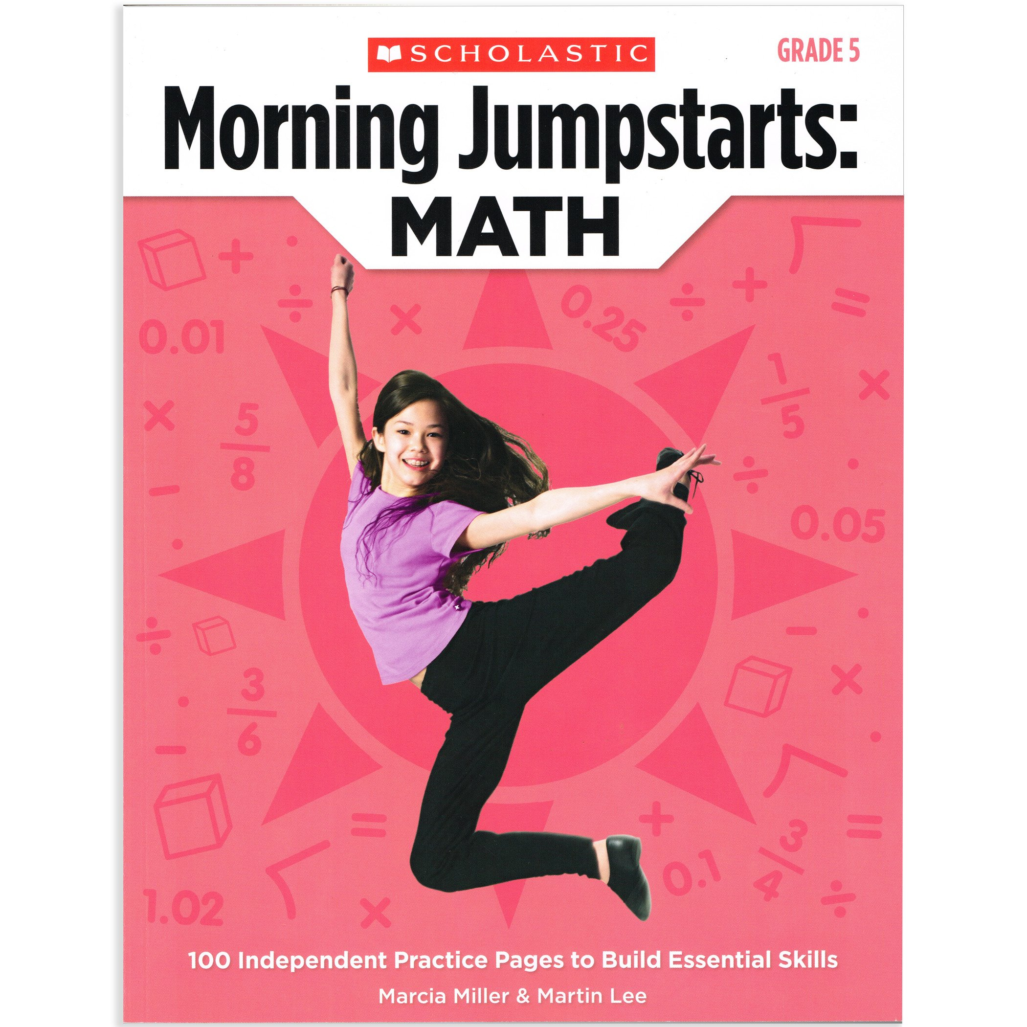 Download Morning Jumpstarts: Math (Grade 5): 100 Independent Practice Pages to Build Essential Skills PDF