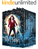 Fate's Fables Box Set Collection: One Girl's Journey Through 8 Unfortunate Fairy Tales (Fate's Journey Book 1) (English Edition)