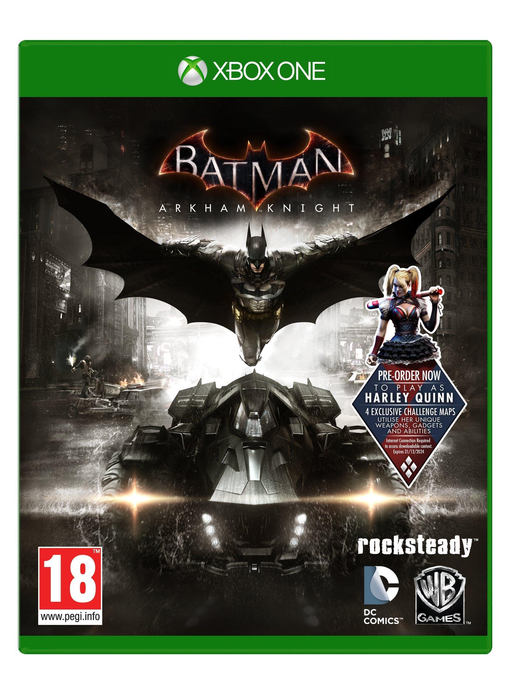Batman: Arkham Knight (Xbox One) product image