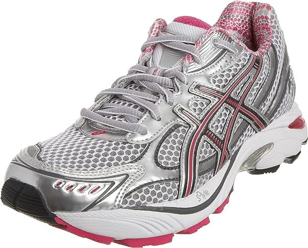 Manchuria auge Illinois  Asics Women's GT 2150 Running Shoe Aluminium/Carbon/Fuchsia T054N7174 5 UK:  Amazon.co.uk: Shoes & Bags