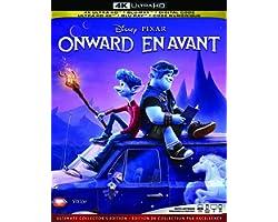 Onward [4K Ultra HD + Blu-ray + Digital] (Bilingual)