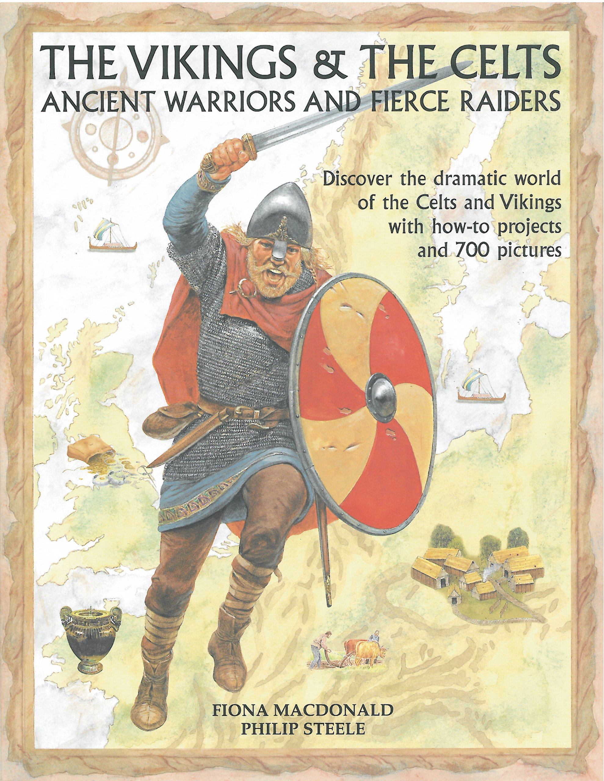 Vikings & Celts (Ancient Warriors & Raiders) ebook