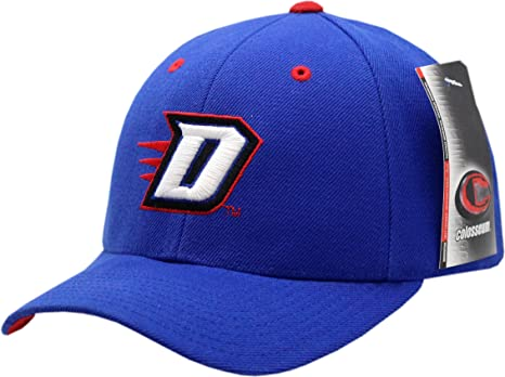 Amazon.com   American Needle DePaul Blue Demons Hat Adjustable Wool ... b8a734347148