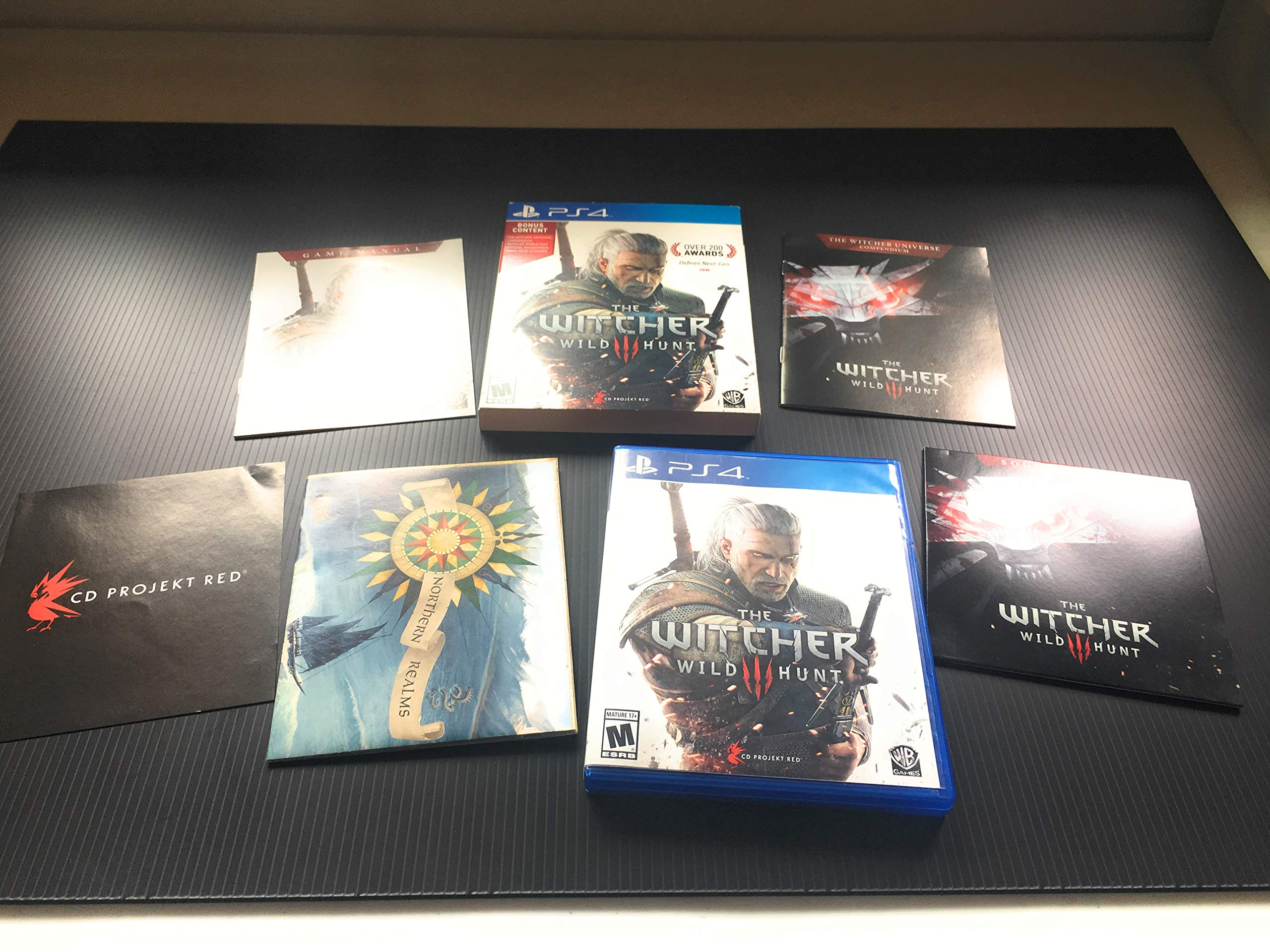 Amazon.com: The Witcher 3: Wild Hunt - PlayStation 4: Video ...