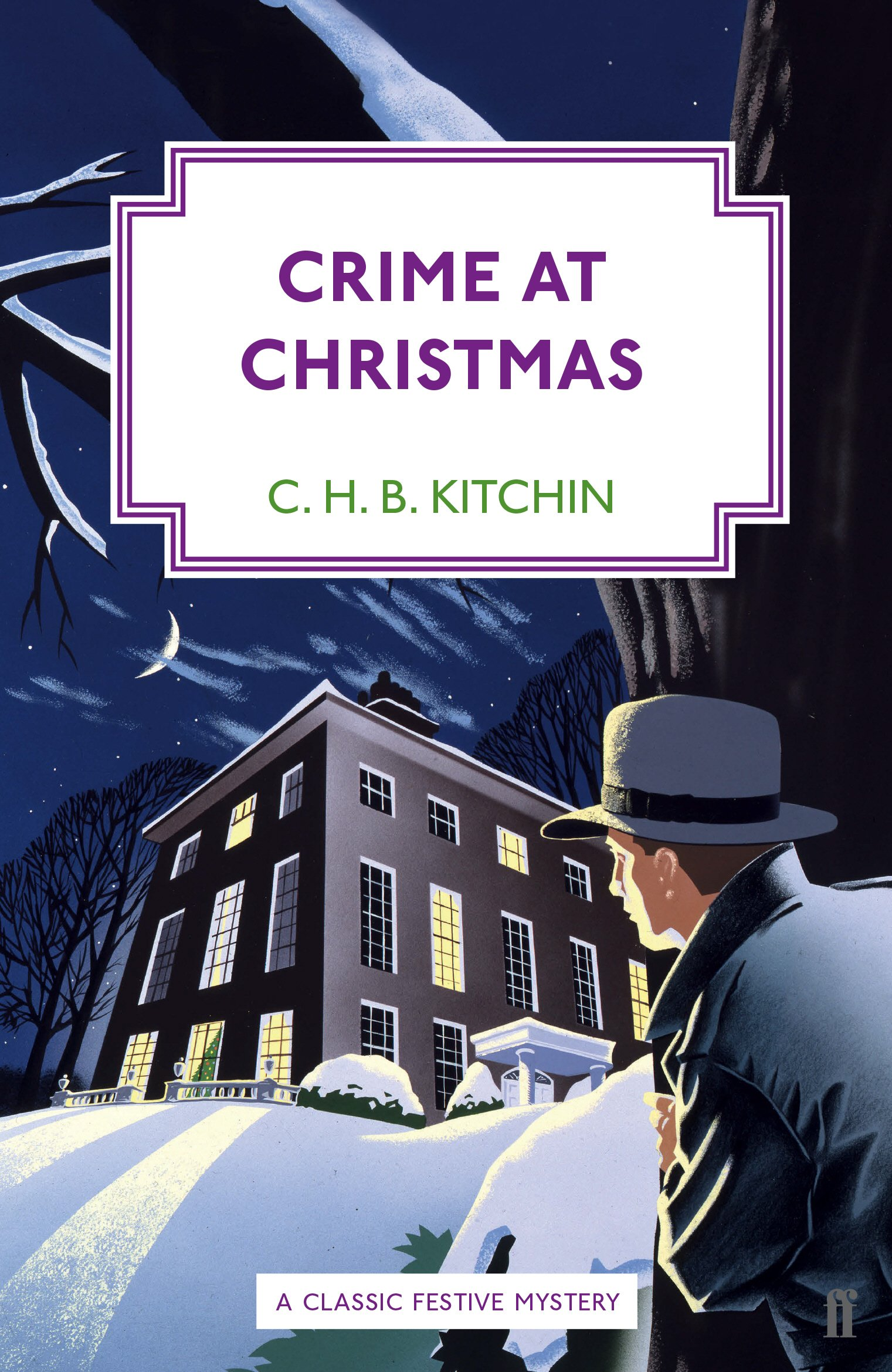 Crime at Christmas (Malcolm Warren Mysteries Book 2) (English Edition)