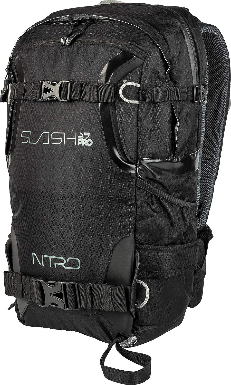 Nitro Slash 25 Jet Black Backpack