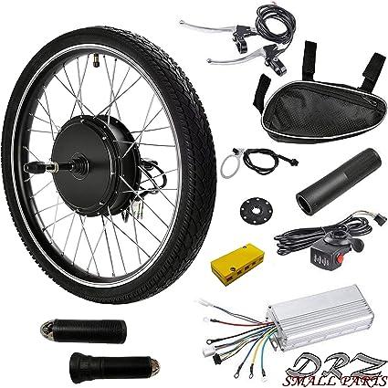 "26/"" 1000W 48V Electric Bike Rear Wheel Bicycle Conversion Kit Hub Motor Cycling"