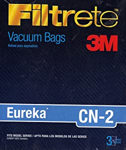 Filtrete Eureka CN-2 Vacuum Bags
