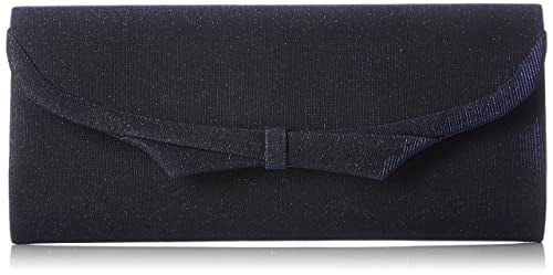 MENBUR - Praga, Carteras de mano Mujer, Blau, 5x11x26 cm (B x