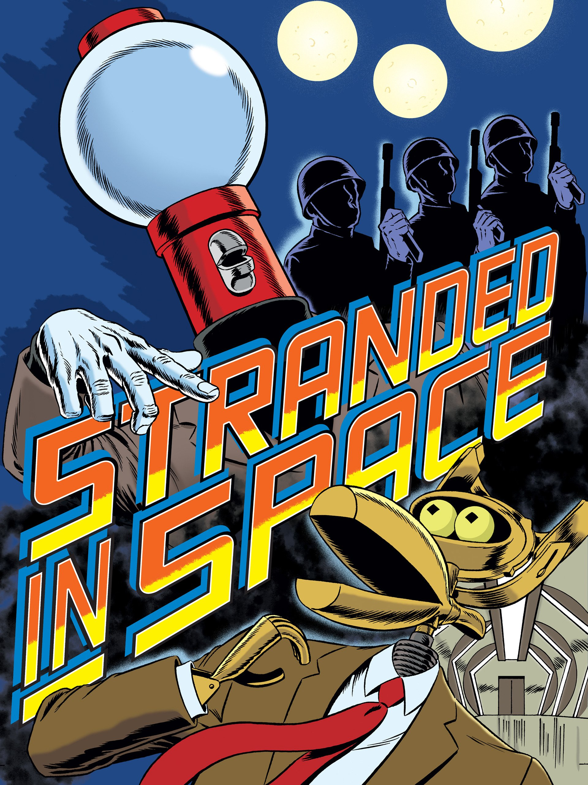 Mystery Science Theater 3000 - Stranded in Space