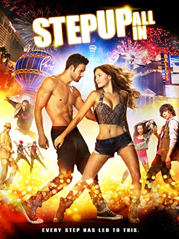 Step Up: All In 2014 Dual Audio In Hindi 300MB 480p BluRay
