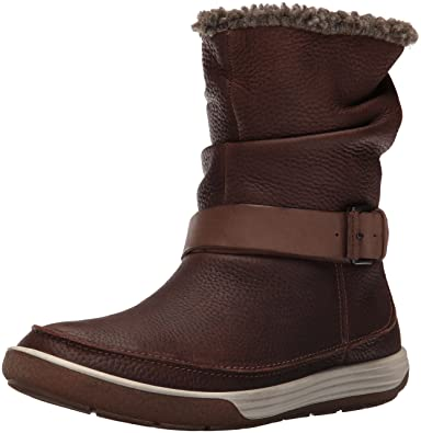 0052e518bc0ba2 ECCO Damen Chase Ii Kurzschaft Stiefel  Amazon.de  Schuhe   Handtaschen