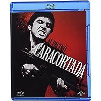 Caracortada (Scarface Bd)  (la portada puede variar) [Blu-ray]
