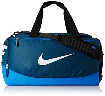 NIKE TEAM TRAINING MAX AIR MEDIUM DUFFEL BAG-BA4895-403