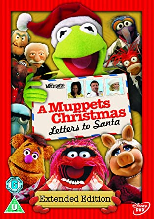 a muppets christmas letters to santa dvd amazon co uk whoopi
