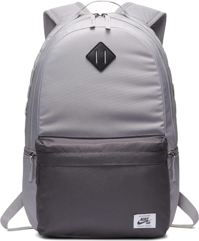 Lionel Green Street pista Hija  Amazon.com: Nike SB Icon Backpack (Atmosphere Grey/Thunder Grey/White)