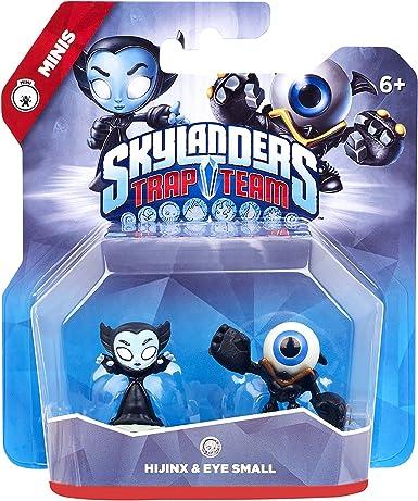 Skylanders: Trap Team - Minis 2. Pack 3 (Hijinx, Eyeball): Amazon.es: Videojuegos