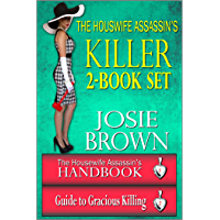 The Housewife Assassin's Killer 2-Book Set (funny romantic mysteries): Funny Romantic Mystery Bundle (The Housewife Assassin Series) (English Edition)