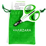 Harzara Professional Pet Nail Clippers. Best for a Cat, Puppy, Kitten. Bonus Storage Bag & Instruction Card. Large…
